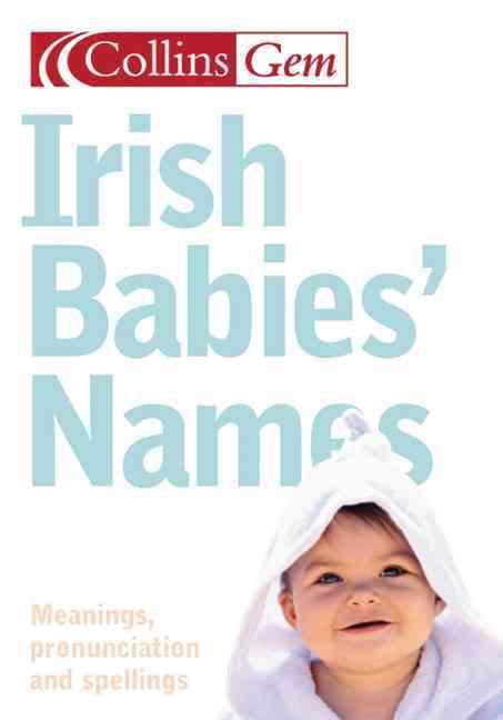 Irish Babies' Names